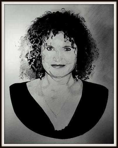 Valérie Mairesse por Clint